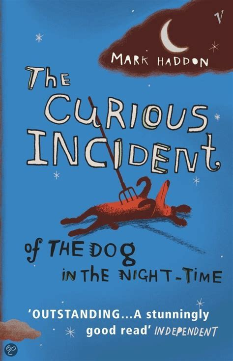 the curious incident of the in the nighttime book bol the curious incident of the in the time haddon