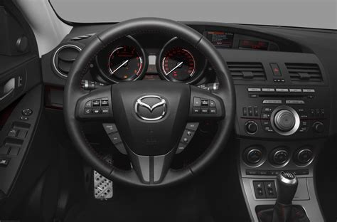 mazda 2011 interior image gallery 2011 speed 3 hatch
