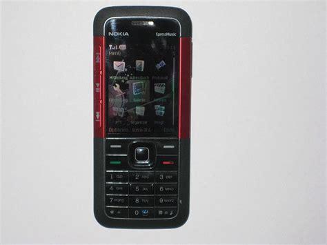 Nokia Expresmusic 5310 file nokia 5310 jpg