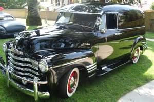 classic chevy panel truck wallpaper allwallpaper in