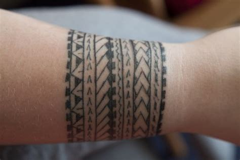 samoan wrist tattoos 1000 images about cultural on