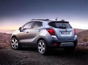 Opel Suv Mokka Opel Mokka Nowy Kompaktowy Suv Automotiveblog Pl