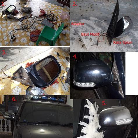 Spion Mobil Modif Modifikasi Kreasi Kaca Spion Mobil Tanpa Batas