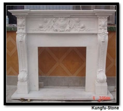 Buy A Fireplace Mantel by Factory Supply Marble Fireplace Mantel