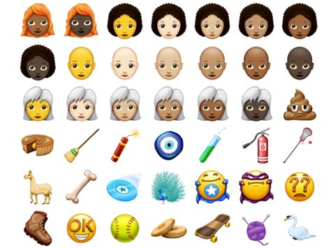 new emoji possibly coming in 2018 photos business insider