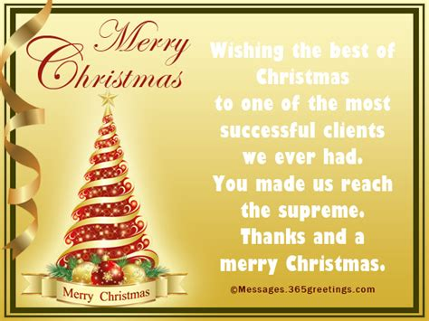christmas messages  clients greetingscom