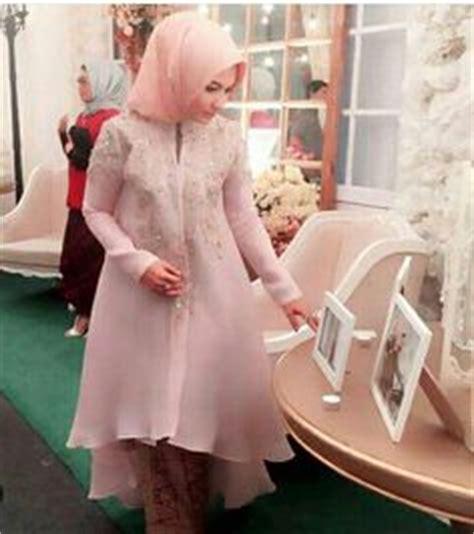 desain dress tile kebaya indonesia modern lace top brokat cornelly tulle