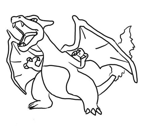 pokemon coloring pages mega charizard search results