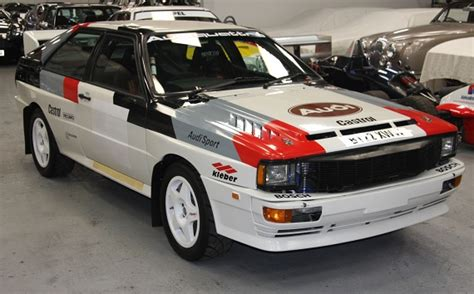 Audi Rally Car For Sale by Motorsports Monday Audi Quattro Rally Car German Cars