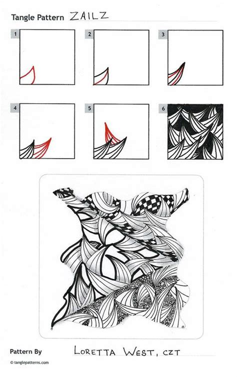 zentangle pattern growth 692 best images about zentangles patterns on pinterest