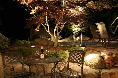 outdoor tree lighting ideas led garden lights 6018
