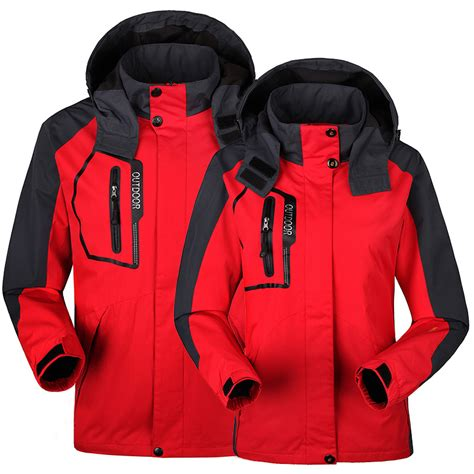 Hoodie Jaket Consina outdoor jacket outdoor top waterproof windproof breathable hiking clothing outerwear