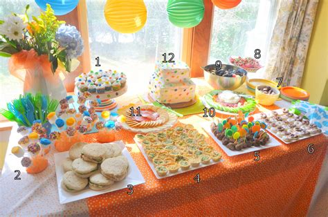 party food baby evan archives bebehblog