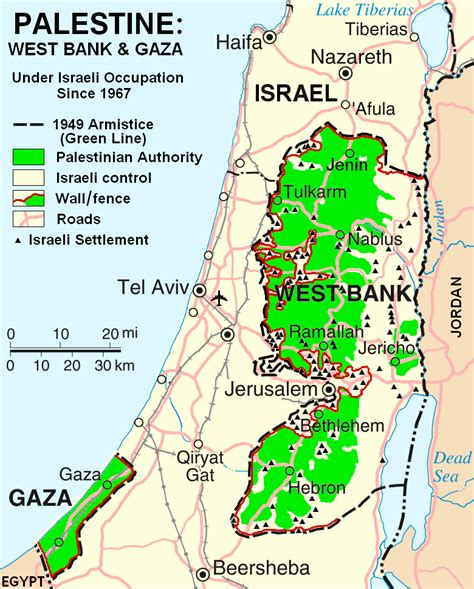 map of israel and palestine 301 moved permanently