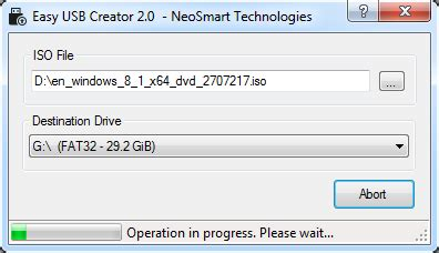 Usb Downloader easy usb creator neosmart technologies