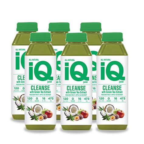 Green Tea Extract Detox buy iq juice cleanse with green tea extract of 6