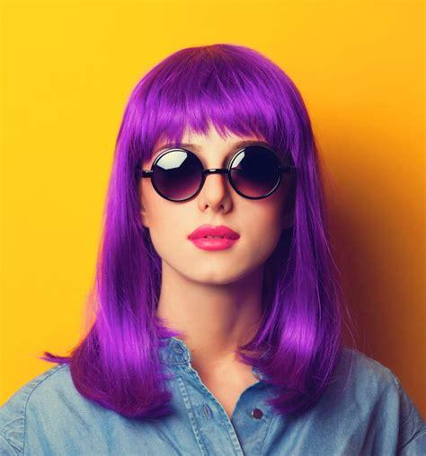 warna rambut trend 15 trend warna rambut ungu yang sedang hype tahun ini