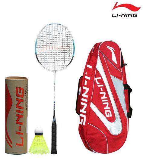 Raket Li Ning Hc 1050 li ning hc 1050 badminton racket li ning shuttlecock