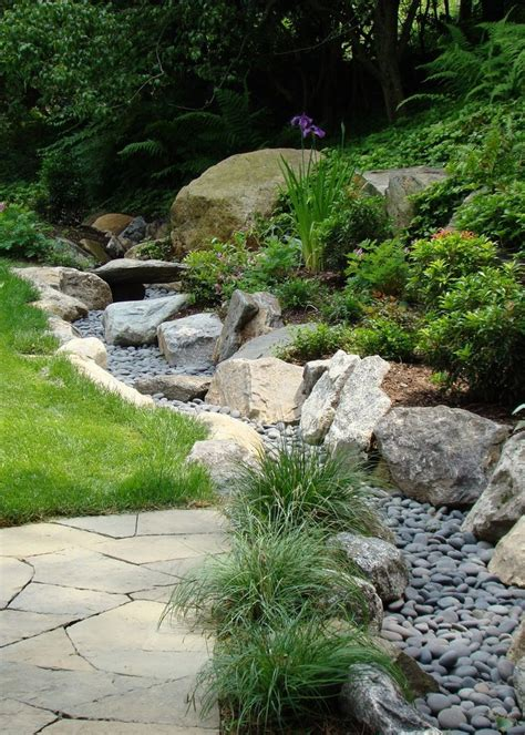 dry stream bed 23 best images about dry creek bed on pinterest gardens