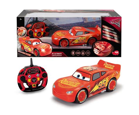 Rc Car 3 rc cars 3 ultimate lightning mcqueen cars licenses brands products www dickietoys de