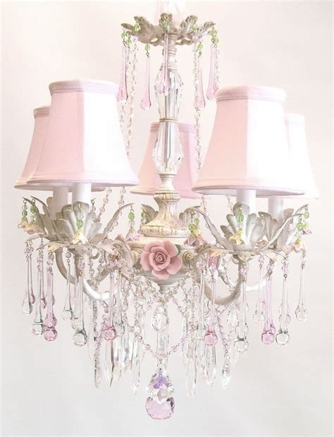 chandelier shabby chic shabby chic chandelier lighting ideas