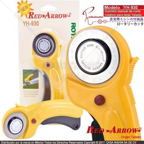 Rotary Cutter Arrow Yh 930 ta tcw805 deshebrador met 225 lico 243 tijera textil nishin i shop