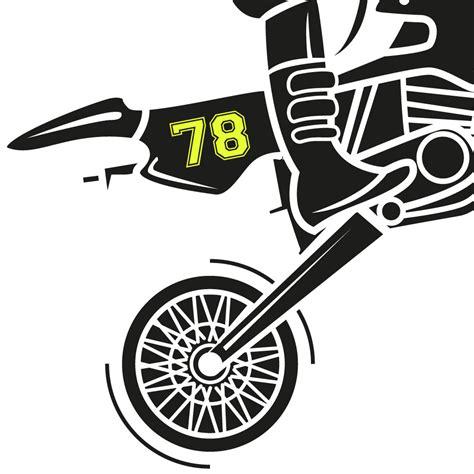 Motorrad Startnummer Aufkleber by Motorrad Startnummern Aufkleber Neon 2 Ziffern Nummern