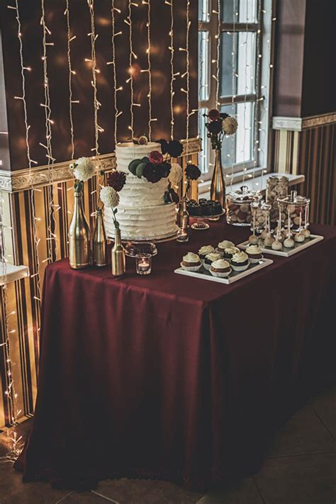 Burgundy Wedding Theme   Wedding Ideas By Colour   CHWV