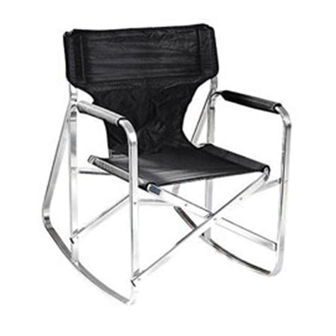 stylish folding chairs stylish cing rocking full back folding director s
