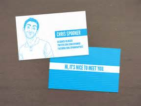 business cards with pictures on them get a damn business card already dapperq
