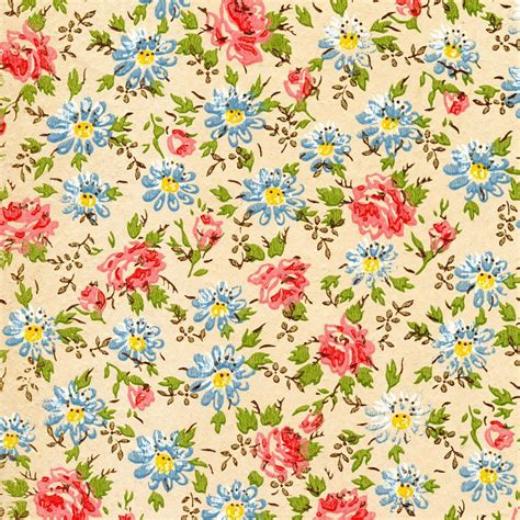 18 vintage floral wallpapers floral patterns floral desktop backgrounds wallpaper cave