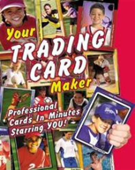 make your own sports trading cards your trading card maker mac make your own major league