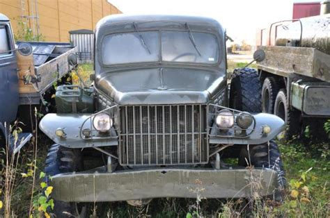 76 wc 53 dodge carry all 1942 dodge wc 53 carryall