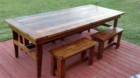 diy bench table save your limited space with diy dining table ideas