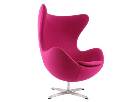 stuhl pink egg chair arne jacobsen pink