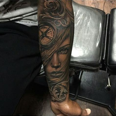 Cool Top 100 Black And Grey Tattoos Http 4develop Com Cool Black And Gray Tattoos