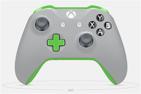 design xbox 360 controller canadians can now design their own xbox one controller for