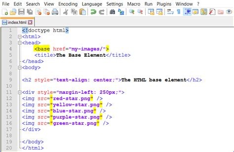 tutorial html a href how to write a href tag in html