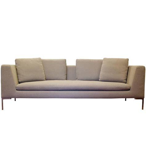 b b italia charles sofa mid century modern b b italia charles sofa chrome legs