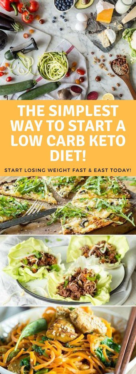 5 Reasons To Start A Low Carbohydrate Diet by The Easiest Way To Start A Low Carb Keto Diet