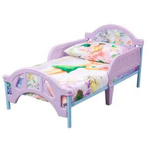 delta children disney fairies toddler bed ebay