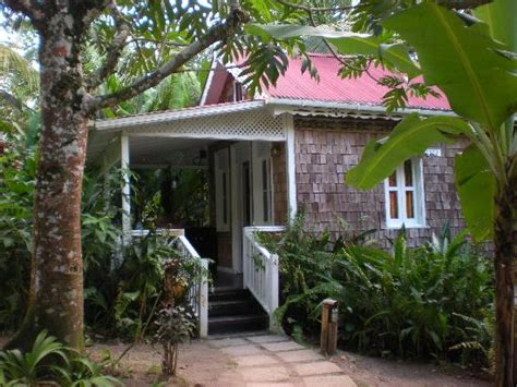 Bamboo Cottage by Bamboo Cottage Porch Picture Of Fond Doux Plantation