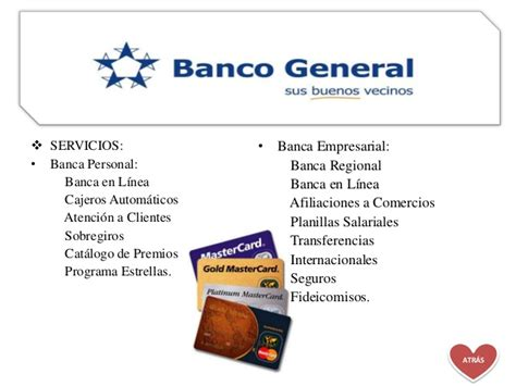 banco general diapositivas banco general de panam 225