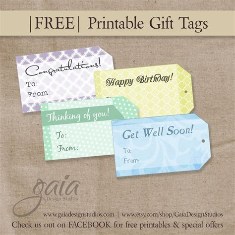 free printable gift tags for all occasions 1000 images about free printable gift tags on pinterest
