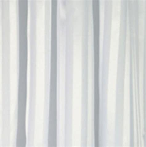 Satin Stripe Shower Curtain Hotel Supplies Out Of Eden