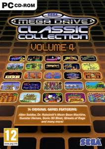 classic collection volume 4 0007430760 sega mega drive classic collection volume 4 pc zavvi