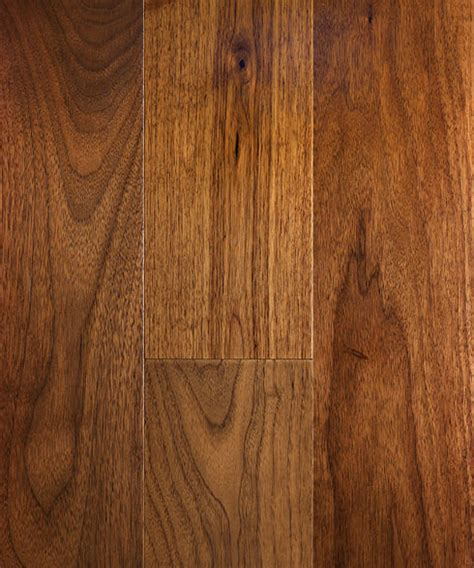 Select Grade Hardwood Floors by Qualiflor Collection American Walnut Select