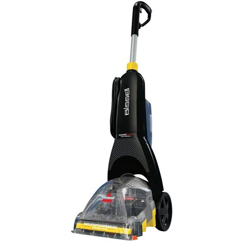 Rug Washer by Bissell Powerforce Powerbrush Size Carpet Cleaner