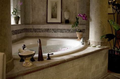 Corner Tub Bathroom Designs | how to choose the perfect bathtub
