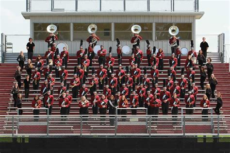 fine arts marching band